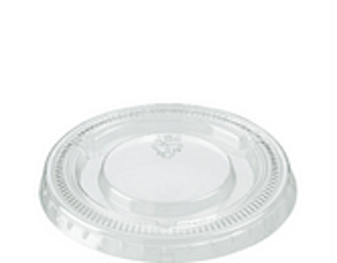Portion cup LID 2oz / 60ml BIO PET (100) image 0