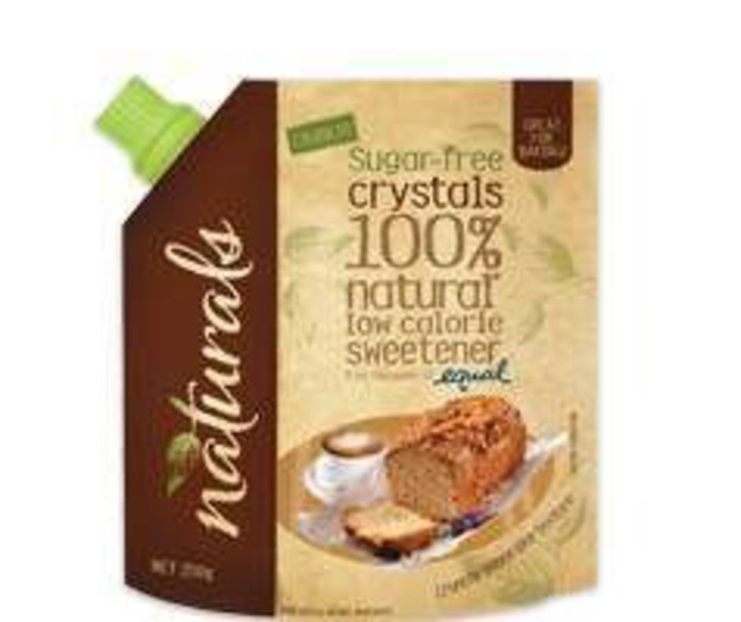 Natural Crunch Granular Sweetener Stevia (250g) image 0