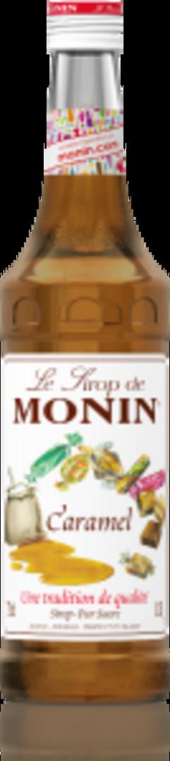 Monin Caramel 1L image 0