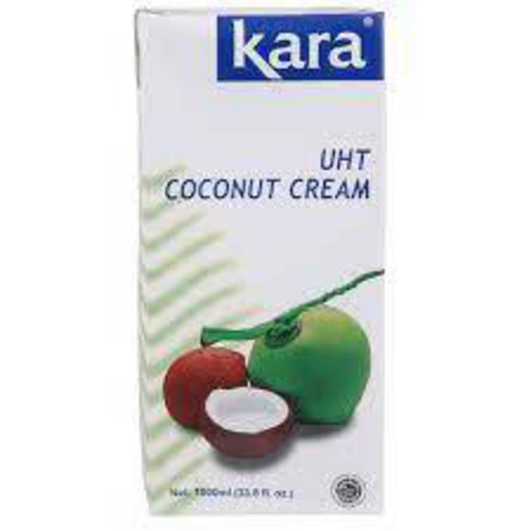 Coconut Cream KARA 1L image 0