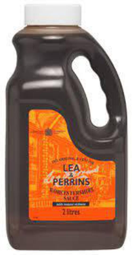 Worcestershire Sauce Lea & Perrins 2Ltr image 0
