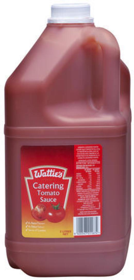 Tomato Sauce Catering Watties 5L G/F image 0