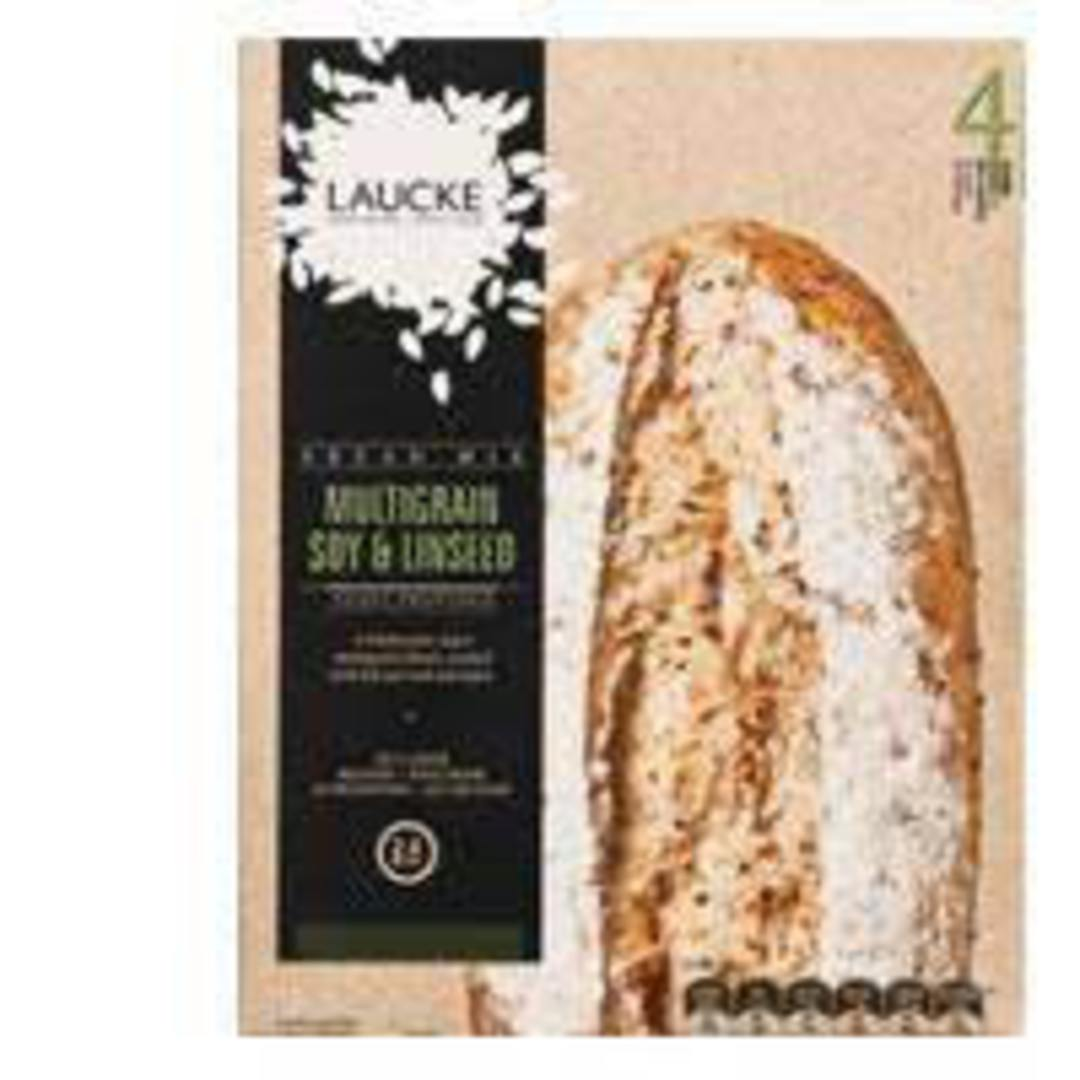 Laucke Bread Mix 2.4kg CRUSTY WHITE (Makes 4 Loaves) image 2
