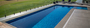 Compass Pools fibreglass pool installation by The Pool & Leisure Centre. Compass Pools dealer.