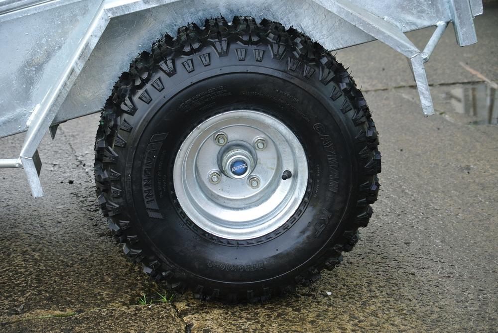 Wheel, Farm Bike 20X10-8 - NEW image 0