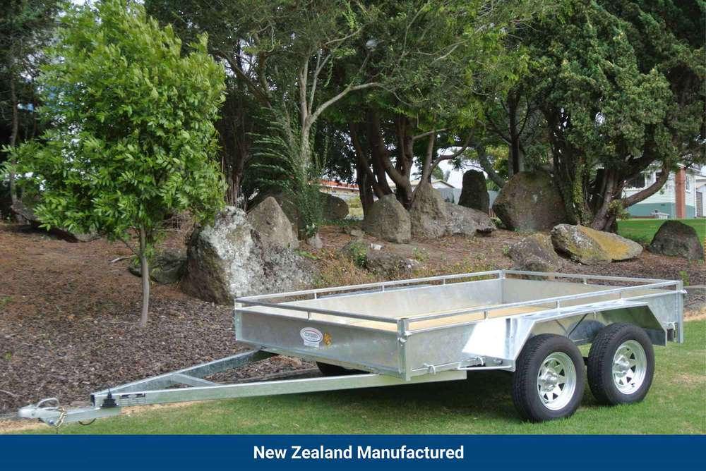 Heavy Duty Tandem Axle Trailer 2700 x 1800mm (9'x6') image 0