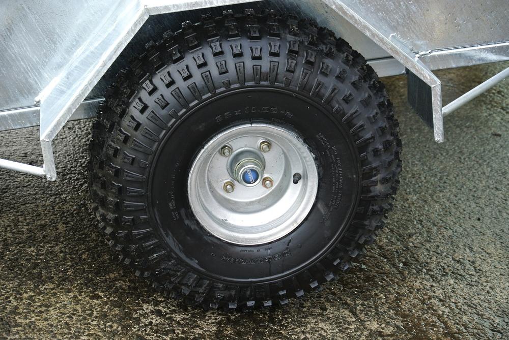 Wheel, Farm Bike 22X11-8 - NEW image 0