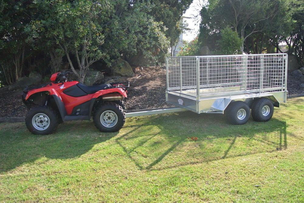 Farm Bike Tandem 2415 x 1500 (8'x5') image 1