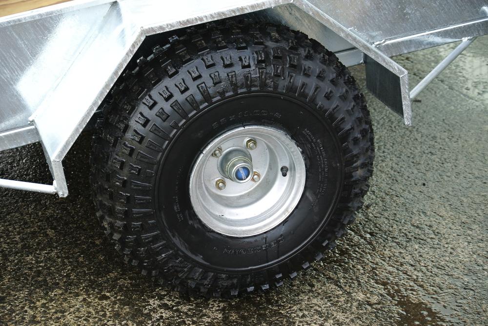 Wheel, Farm Bike 22X11-8 - NEW image 1