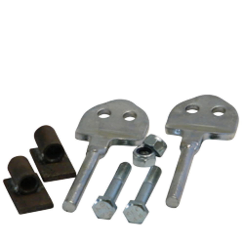 Tailgate Latch Assembly Blister Pack image 0