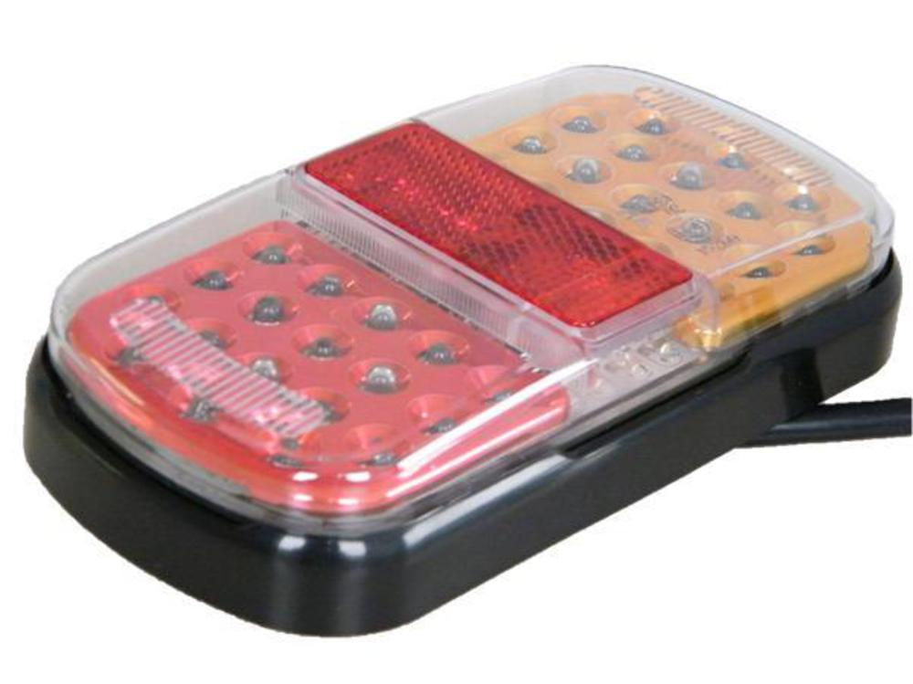 LED Tail Lights Inc. number plate light image 1