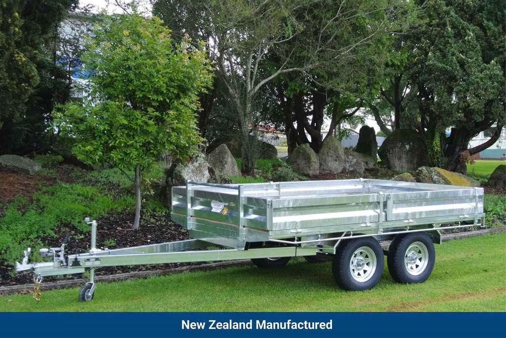 Flat Deck Tandem 3050 x 1940mm (10'x6.6') image 0