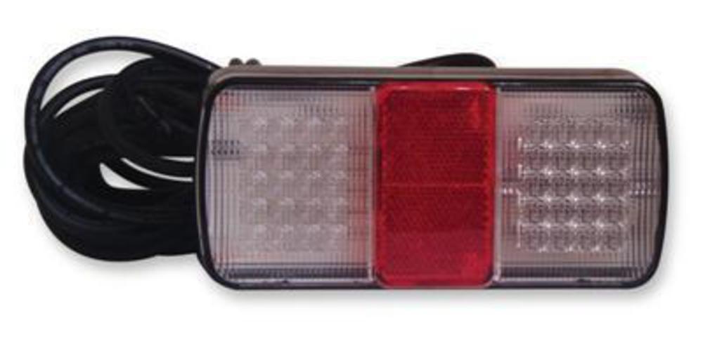 LED Submersible Tail Light set; Blister pack image 0