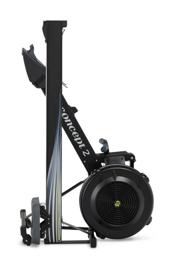 Black Model D PM5 Indoor Rower- OUT OF STOCK image 1