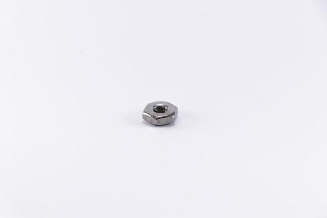 Nut No. 6 Stainless Steel image 0