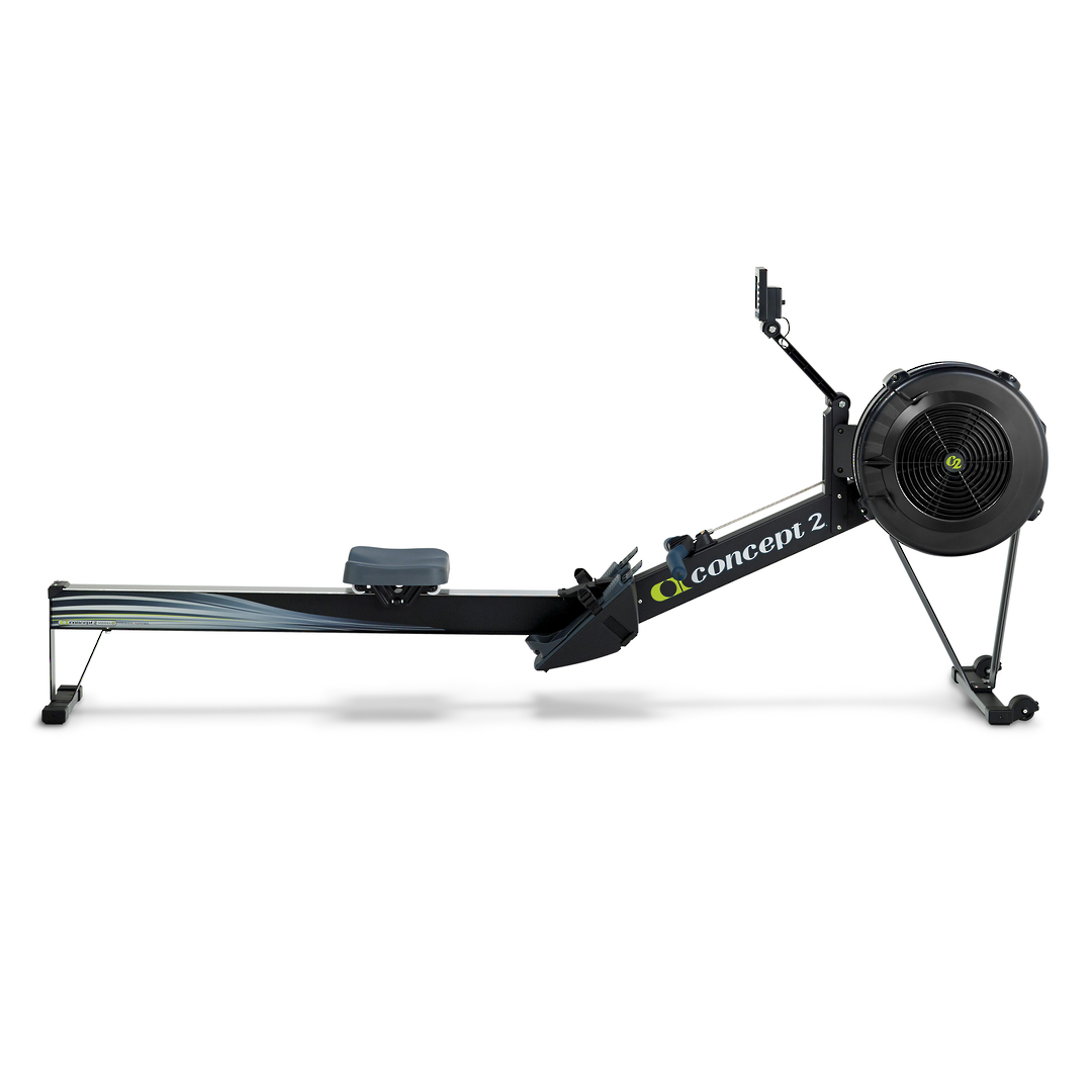 Black Model D PM5 Indoor Rower- OUT OF STOCK image 0