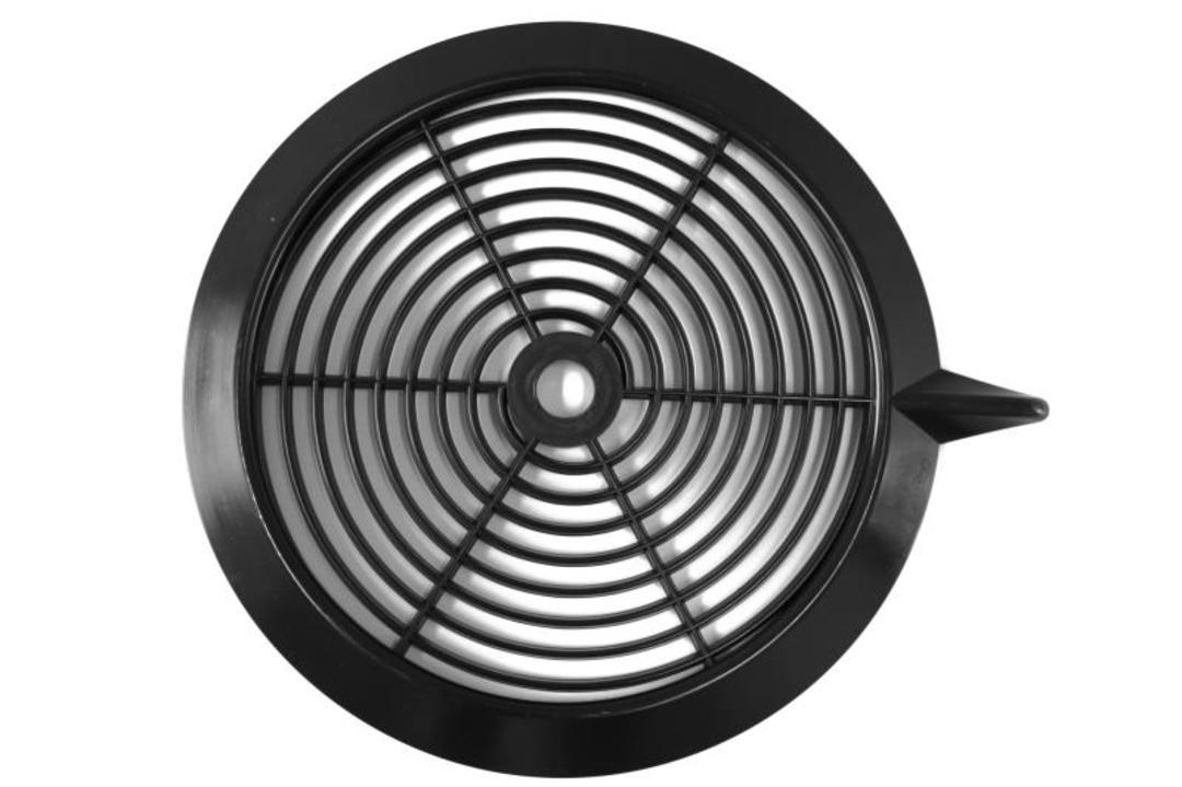 Flywheel Damper Model D & E Black image 0