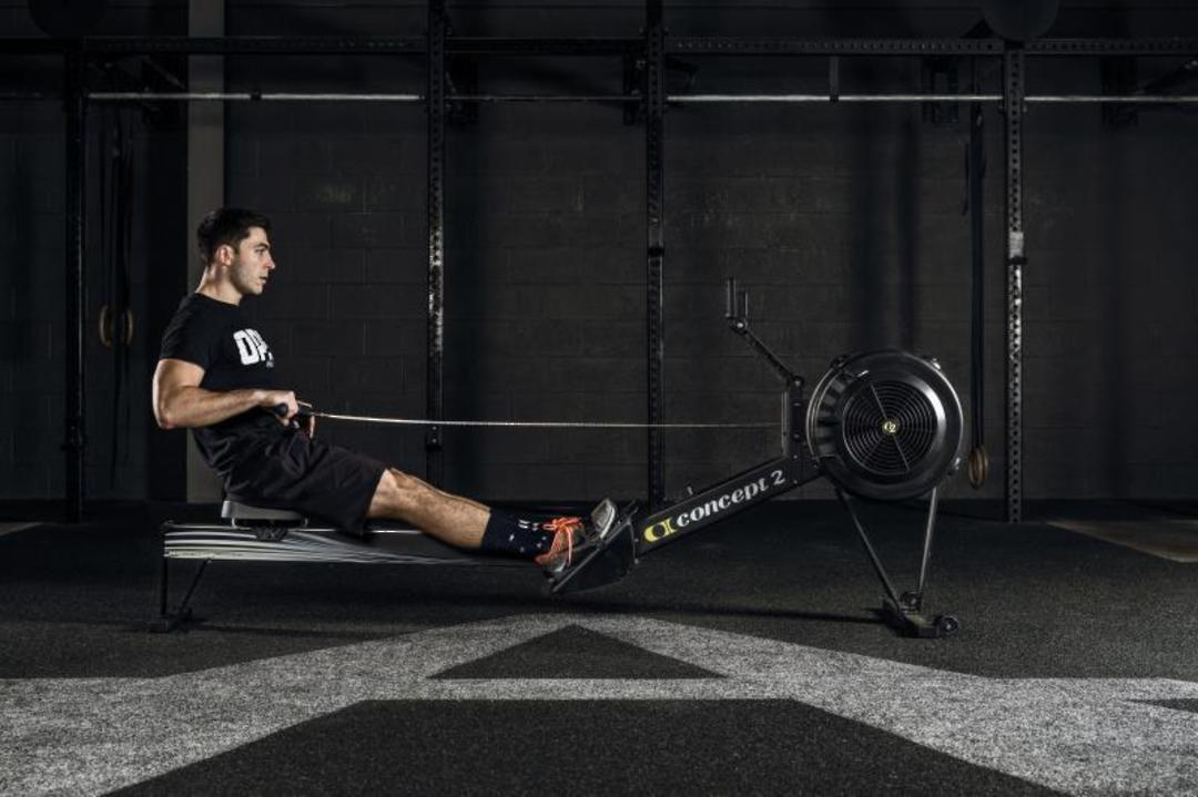 Black Model D PM5 Indoor Rower- OUT OF STOCK image 4