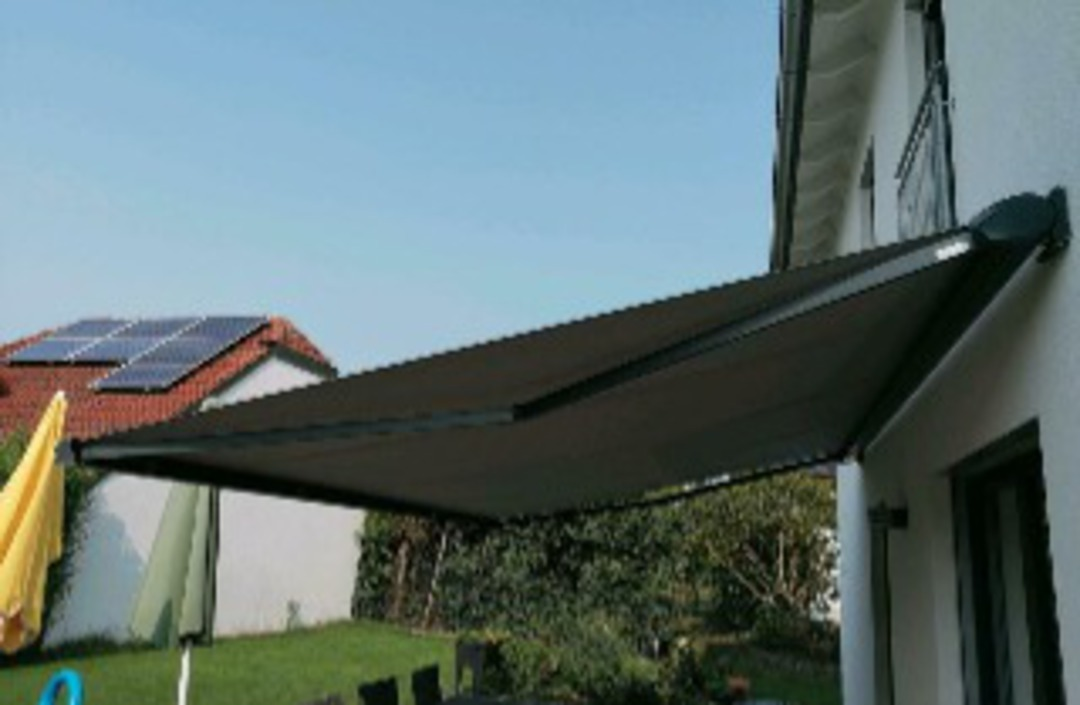 Cocoon Cassette Awning image 0