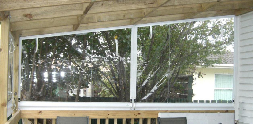 Zips and guides outdoor blinds image 9