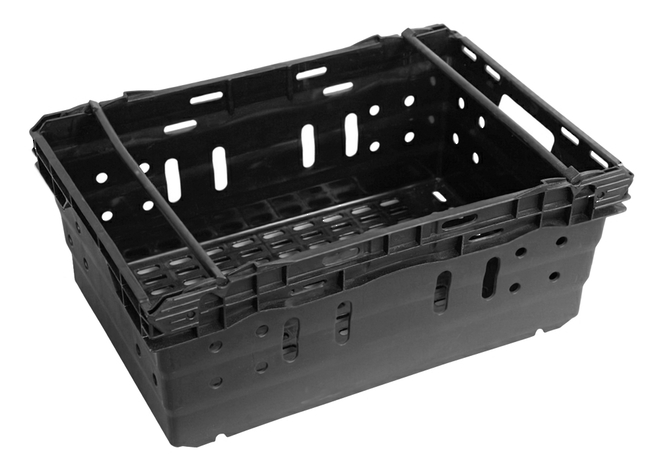 47 Litre Vented Produce Crate (600 x 400mm) image 0