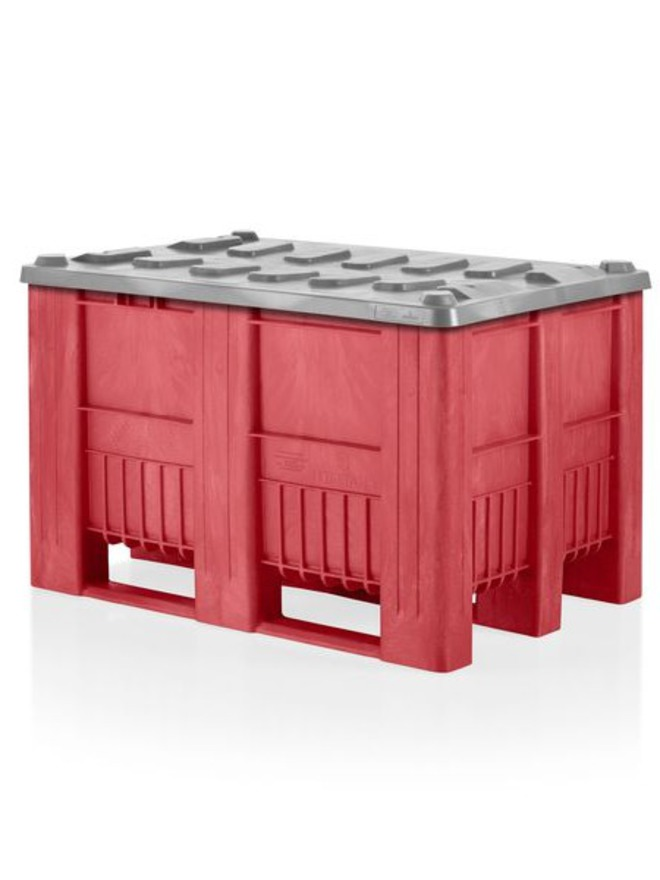 Drop on Lid for CRAEMER CB3 620 Pallet Bins image 1