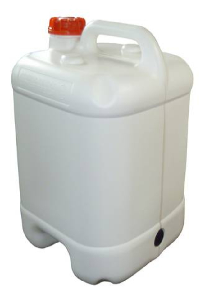 25 Litre Industrial Fortress Jerry Can - NON DG image 1