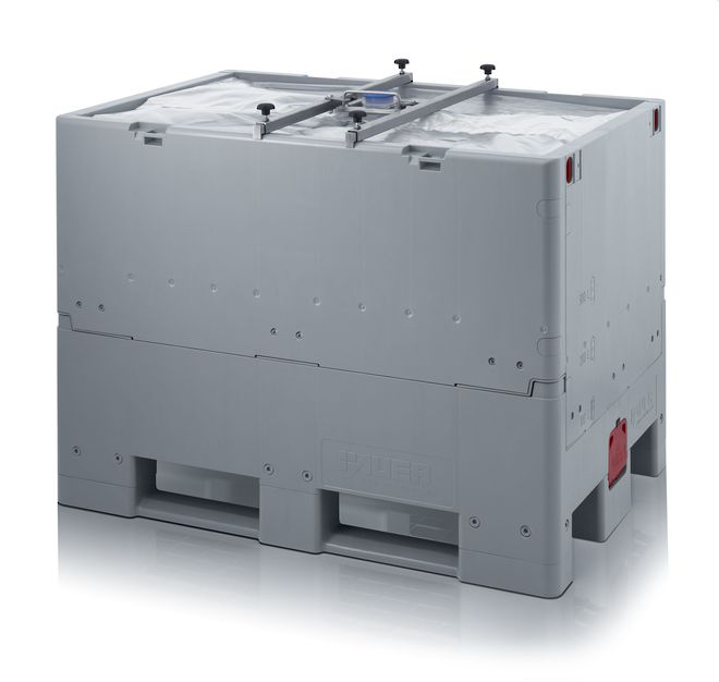 500 Litre Collapsible IBC image 4