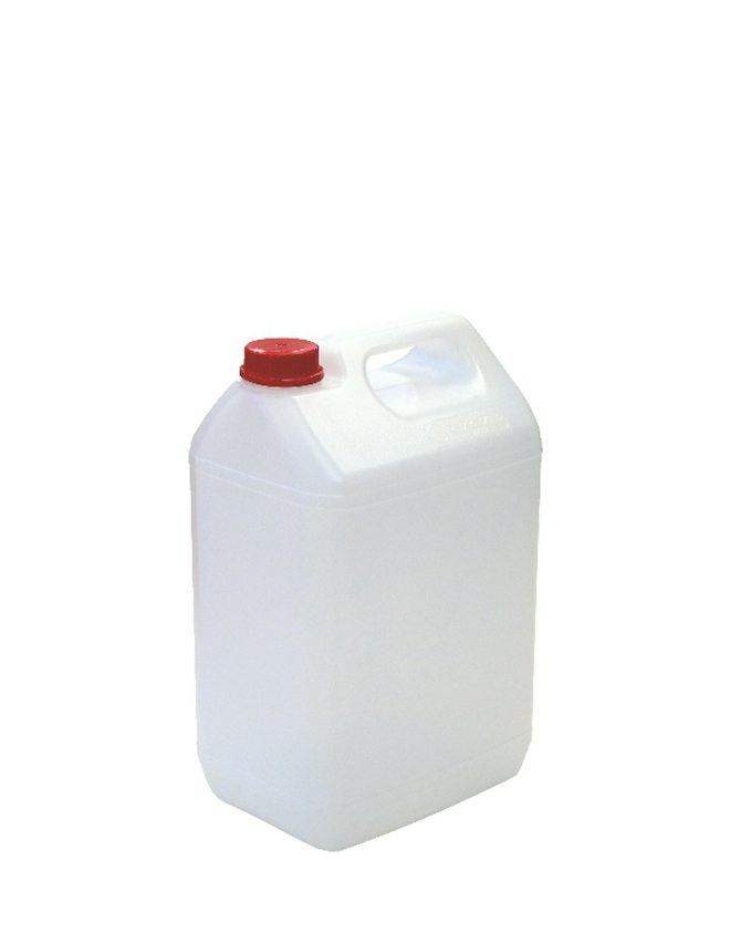 5 Litre Industrial Jerry Can DG - Natural image 0