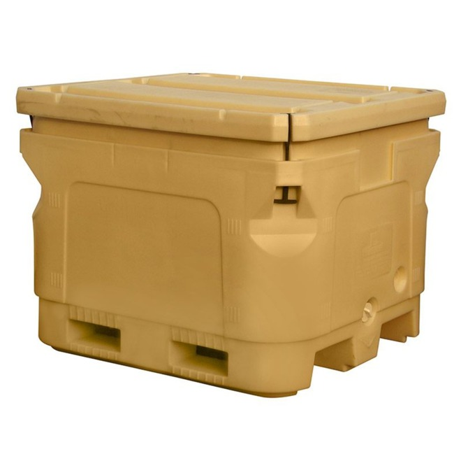 750 Litre Atlantic Insulated Pallet Bin image 0