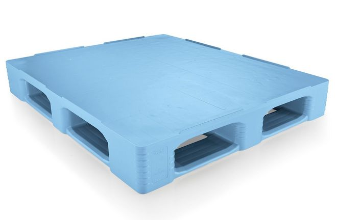 5 Skid Full Hygiene Pallet - 1200 x 1000mm image 1
