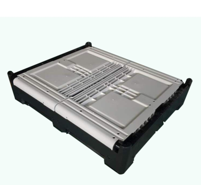 700 Litre Solid Collapsible Pallet Bin image 3