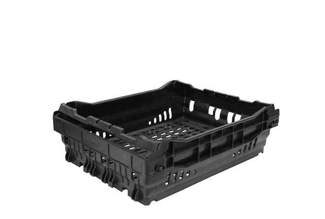 10 Litre Vented Produce Crate (400 x 300mm) image 0