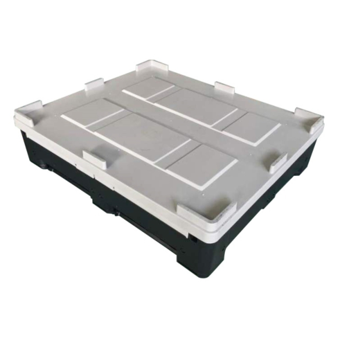 700 Litre Solid Collapsible Pallet Bin image 4