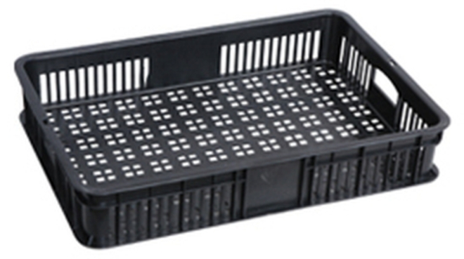 20 Litre Vented Stackable Draining Crate (600 x 400mm) image 0