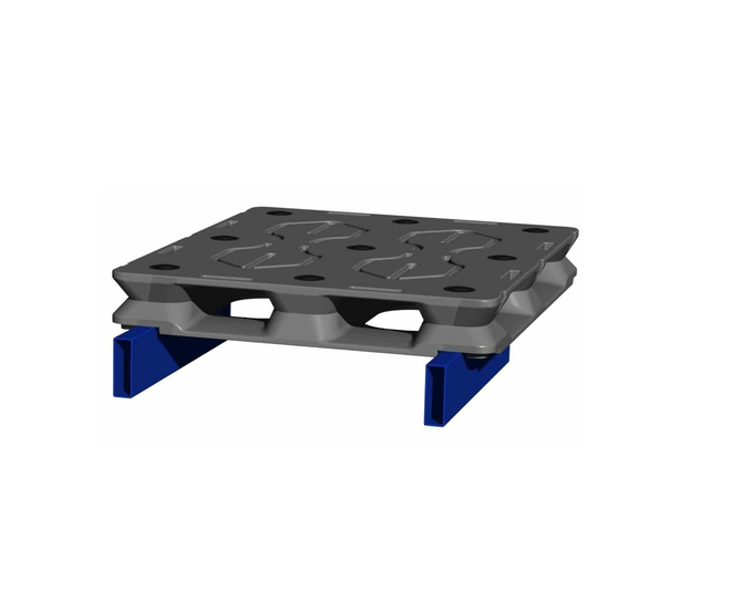 Pallenz Rackable Pallet - 1200 x 1000mm image 2