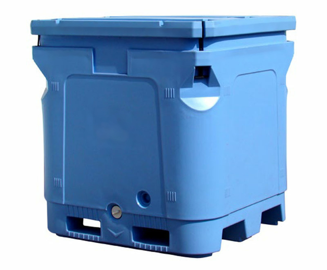 1000 Litre Atlantic Insulated Pallet Bin image 0