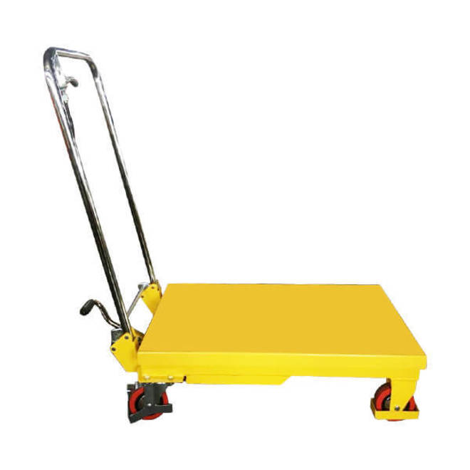 200Kg Single Scissor Lift table image 1