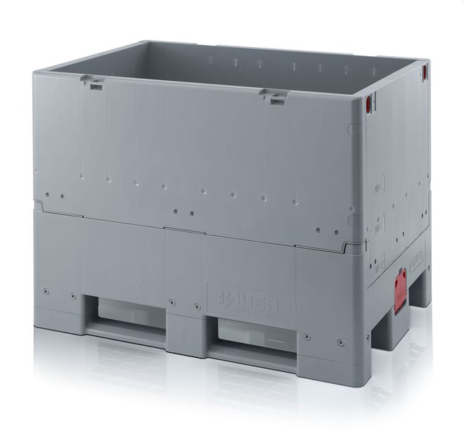 500 Litre Collapsible IBC image 1