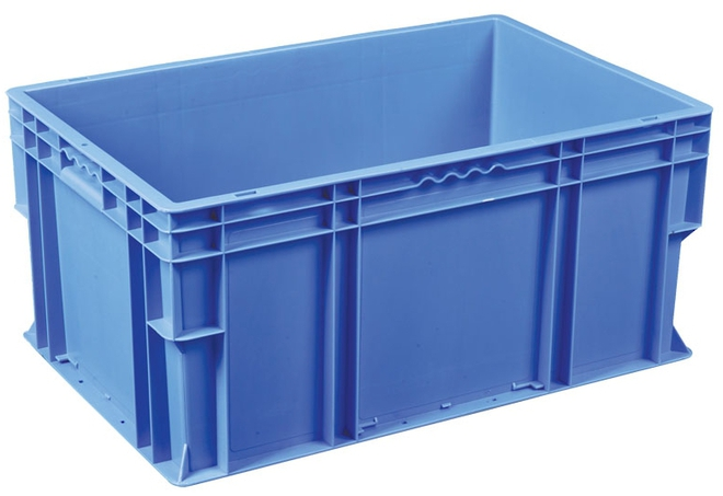 54 Litre Stackable Tote Box (600 x 400mm) image 0