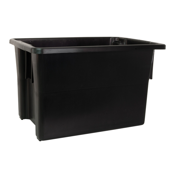 68 Litre Stack N Nest Crate (645 x 413mm) image 4