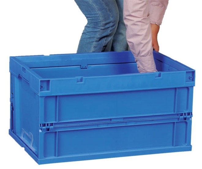 27 Litre Foldable Tote Box (400 x 300mm) image 1