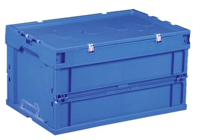 Hinged Lid for Foldable Tote Box (600 x 400mm) image 1