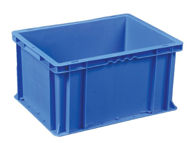 20 Litre Stackable Tote Box (400 x 300mm) image 0