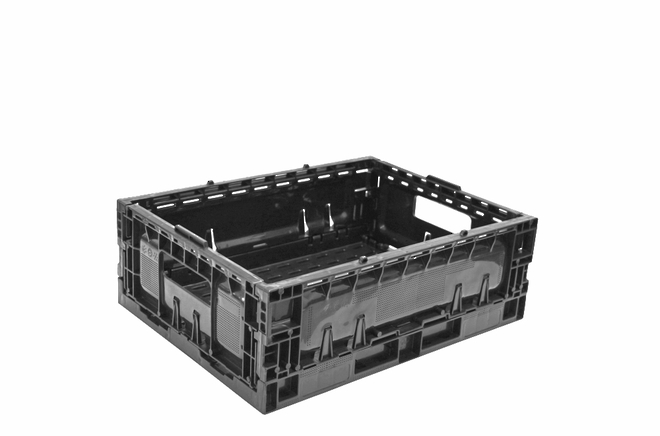 12 Litre Foldable Produce Crate (385 x 290mm) image 0