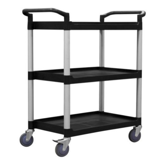 3 Tier Service Trolley - 625 x 430mm image 0
