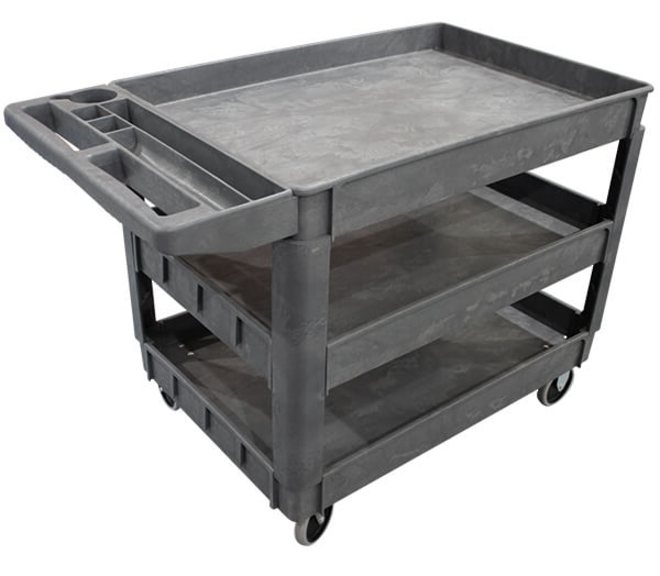 3 Tier Stock Picker Trolley - 945 x 650mm image 0