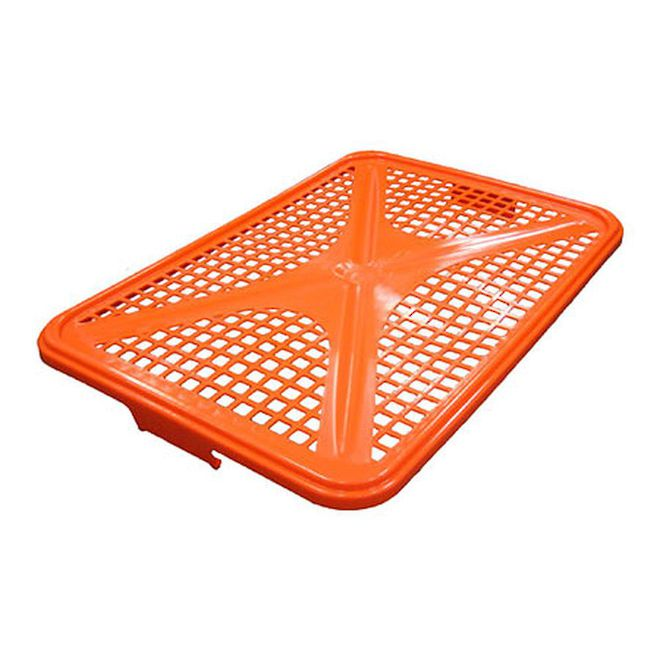 Vented Lid for 65 Litre Stackable Draining Crate image 0