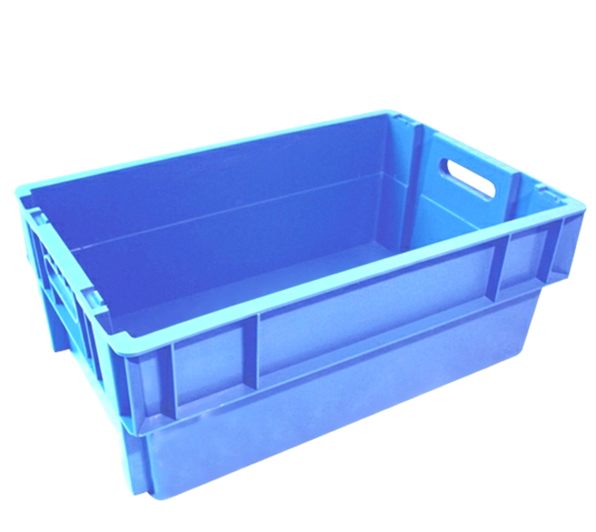 44 Litre Stack N Nest Crate Solid Base (600 x 400mm) image 0