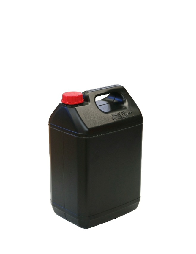 5 Litre Industrial Jerry Can DG - Black image 0